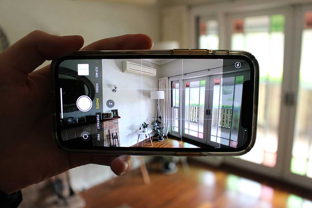 How to film photos and videos from your phone image